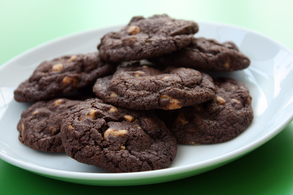 chocolatepeanutbuttercookies