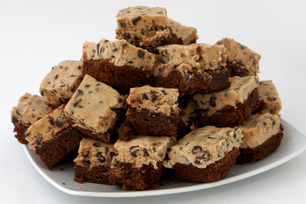 CookieDoughBrownies