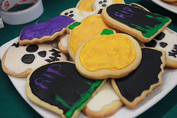 HalloweenCookies