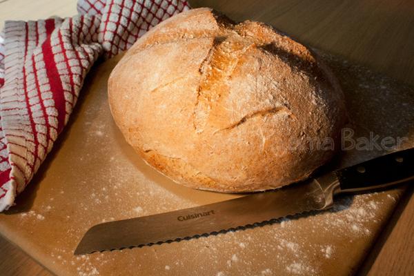 Beer Bread | pajamabaker.com