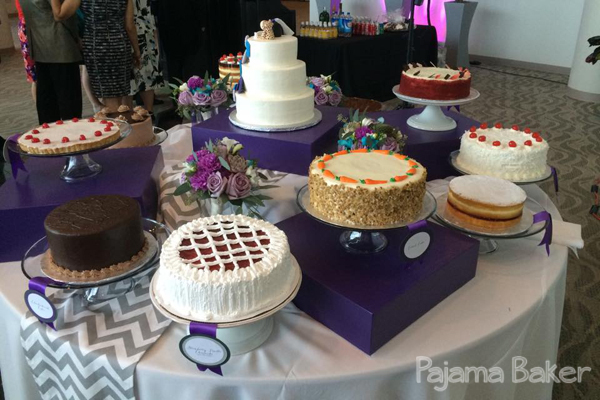 Wedding Cakes | pajamabaker.com