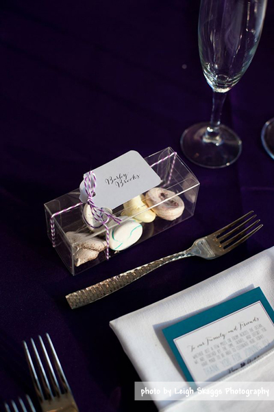 Wedding Favours | pajamabaker.com